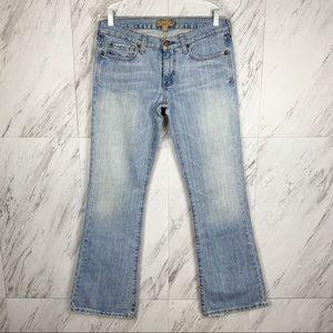 Abercrombie & Fitch Low Rise Madison Flare Jeans